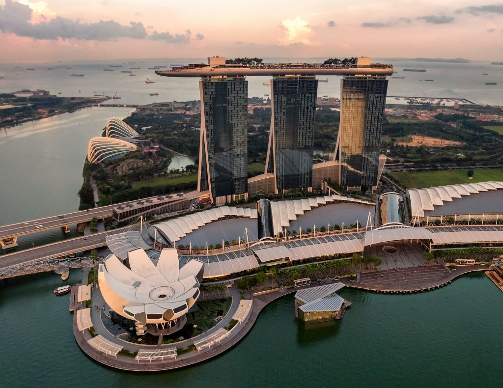 smart nation SG